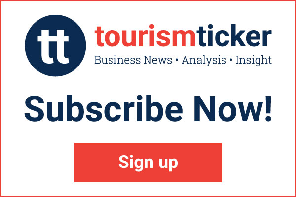 Subscribe to Tourism Ticker