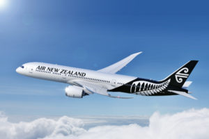 Air NZ takes out South Pacific Passenger Choice Award