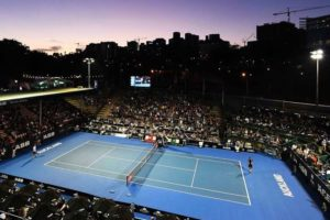 Auckland's ASB Classic tennis event honoured with award