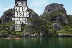 Tourism NZ's first ever single region campaign ends today – how much did it cost?