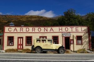Golf tourists to tee off at new Cardrona course