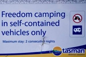 Tasman council blocks vehicles from freedom camping area