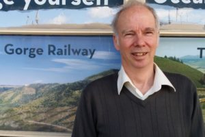 Taieri Gorge Railway chief retires after 24 years service