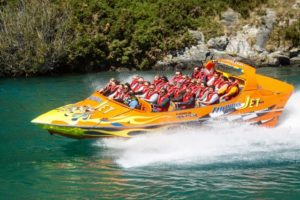 New generation jet boat launches in Queenstown