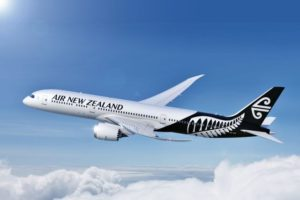 Air NZ updates international flight schedule