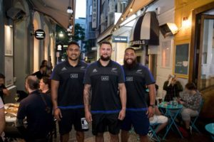 All Blacks share their 'Insider's Guide' to Auckland