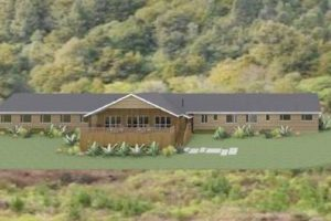 April opening for $3.2m Timber Trail Lodge