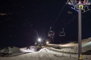 Coronet Peak launches midweek night skiing