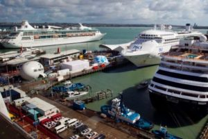 Auckland port to provide shore power for cruise ships