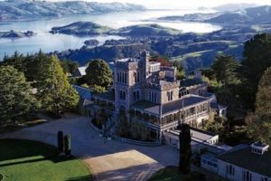 Fifty years of guardianship celebrated at Larnach Castle