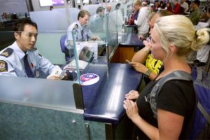 Airline bookings freeze sees arrivals fall but recover in August