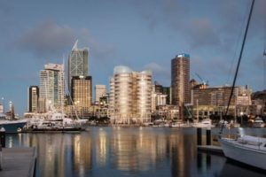 Luxury hotel planned for Auckland waterfront