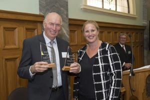 Access to natural heritage celebrated at awards