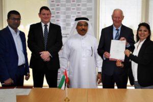 ServiceIQ on-job training qualifications take off in UAE