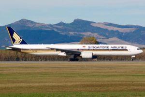 Singapore Airlines starts Melbourne transit service