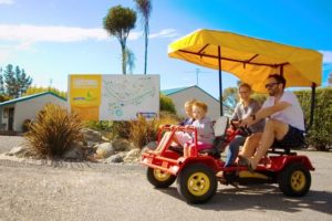 Report: Holiday park investment boosts local expenditure