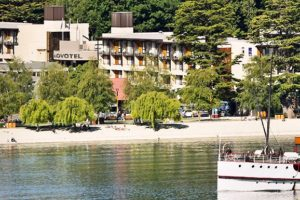 "Queenstown celebrates ""huge flurry"" of bookings, but room for more"