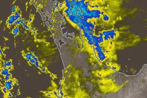 DOC launches NIWA weather forecasting service
