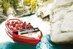 Shotover Jet achieves Qualmark Gold in Sustainable Tourism