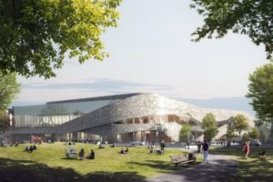 2020 opening for $240m Christchurch Convention Centre