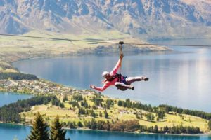Ziptrek 'Locals Day' a soaring success for camp