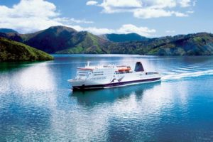 Ferry revenues, passenger growth help KiwiRail lift surplus 39%
