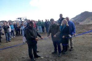 PM opens new tourism assets on Ruapehu