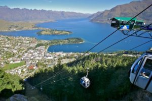 Queenstown's Thomas recognised for services to tourism