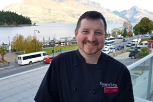 New head chef at Crowne Plaza Queenstown
