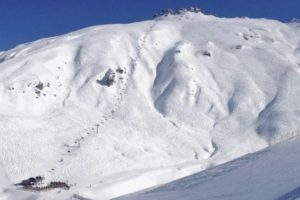 Treble Cone gets its guns out