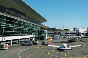 Real-time tarmac sensors at Wellington Airport