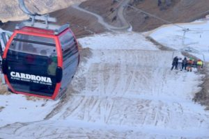 $10m Chondola launches as skiers hit southern slopes