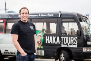 Haka named finalist in ExportNZ Awards