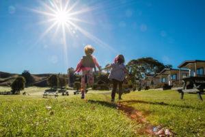 April Easter boosts holiday parks