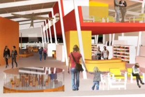 Te Awahou Nieuwe Stroom wins architecture award