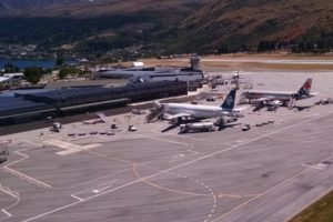 Queenstown Airport celebrates 85th year