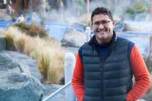 New Tekapo Springs GM brings a wealth of experience