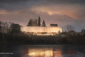 Art hotel, gallery proposed for $73m Waikato theatre