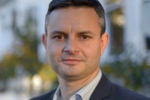Election 2017: Green Party's James Shaw