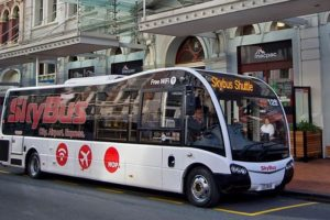 SkyBus to start North Harbour service