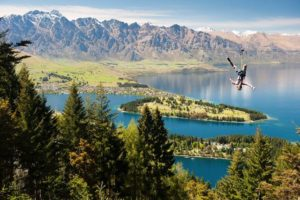 Ziptrek Ecotours again achieves zero carbon zipping