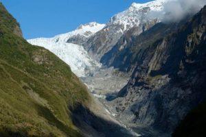 Human greenhouse emissions melting NZ glaciers – study