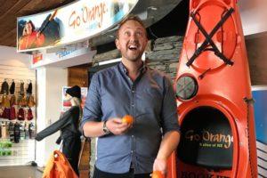 Go Orange appoints general manager