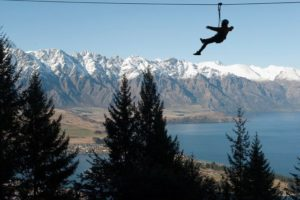 Ziptrek Ecotours goes carbon free, Future-Fit