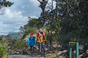 Air NZ on track with new Short Walks and Day Hikes