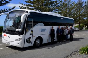 Red Travel launches daily Kaikoura Express