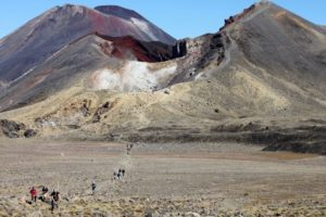 From the Regions: Managing the Tongariro Crossing