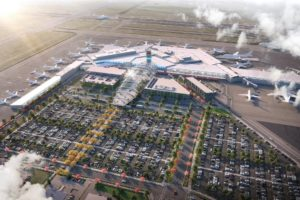Christchurch Airport 2040 revealed
