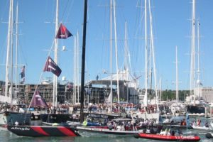 Error forces MBIE to slash estimated benefit of America's Cup