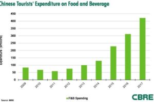 CBRE: Chinese spending less on shopping, more on culture